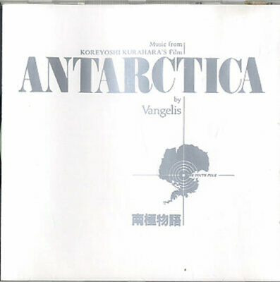 Vangelis Antarctica OST German CD album (CDLP) 815732-2 POLYDOR 1988