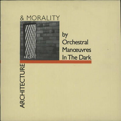 Architecture & ... Orchestral Manoeuvres In The Dark vinyl LP  record UK