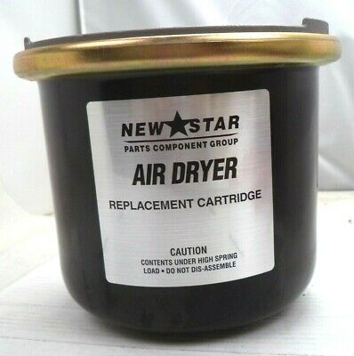 Newstar Air Dryer w/O-Ring, p/n S11844 (replaces 065624)