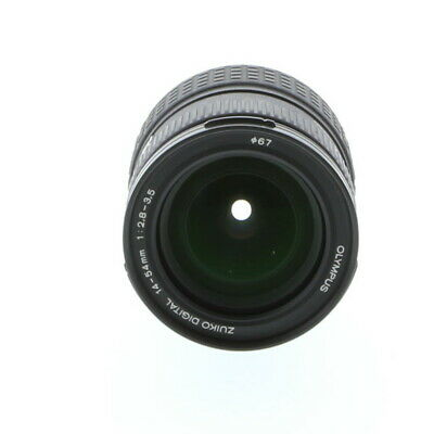 Olympus Zuiko 14-54mm F/2.8-3.5 Autofocus Lens For Four Thirds System {67}