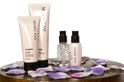 Set Milagroso Time Wise Mary Kay Pieles Mixta A Grasa Completo
