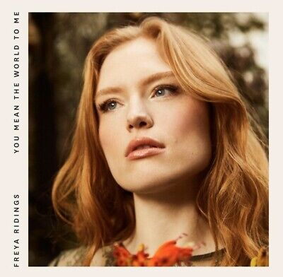 Freya Ridings - You Mean The World To Me - 2 Track CD Single- (New & Sealed)