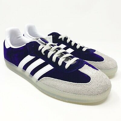 Originals Lifestyle Purple White Og Adidas Sneaker Men Samba Grey HEI9D2W