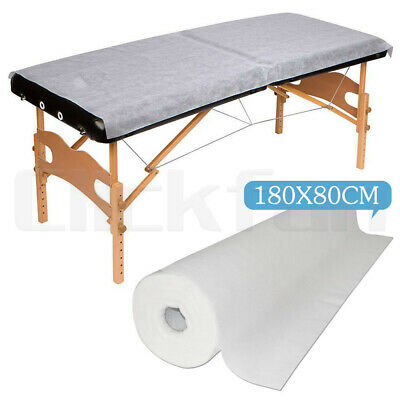 50 Sheet Disposable Beauty Bed Sheet SMS Non-woven Massage Table Cover 180*80cm