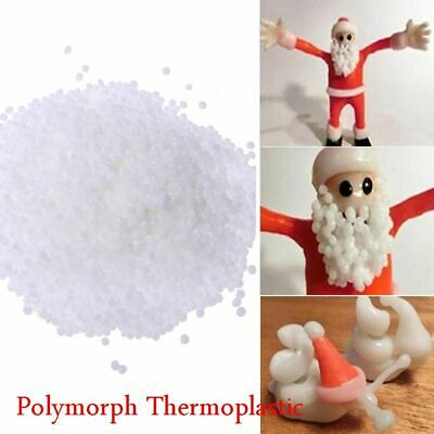 Handmade Plastic Polymorph DIY Crafts Polycaprolactone Thermoplastic Particle