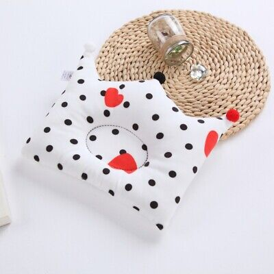 Baby Shaping Pillow for Newborn Toddler Protecting Head Crown Shaped Sleeping