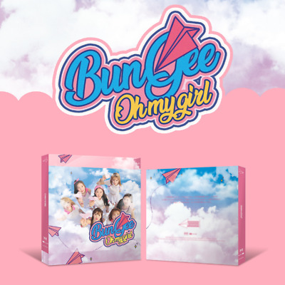 KPOP OH MY GIRL 오마이걸 SUMMER ALBUM PACKAGE [ FALL IN LOVE ] + Tracking Number