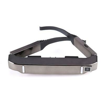 VISION-800 Android WiFi 3D VR Glasses 80 Inch Virtual Screen Video Glasses AU