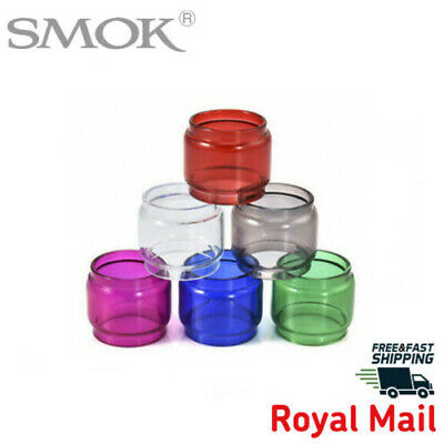 SMOK TFV12 PRINCE FAT BOY BUBBLE BULB GLASS TANK Tube And Seal O-Rings