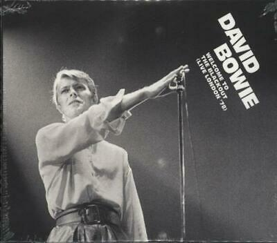 David Bowie Welcome To The Blackout (Live London... UK 2 CD  (Double CD)