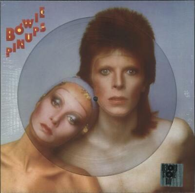 Pin Ups - RSD19 - Sealed David Bowie picture disc LP vinyl album record UK