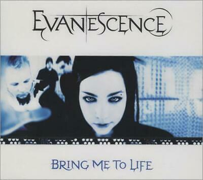 "Evanescence Bring Me To Life UK CD single (CD5 / 5"") 6739762 EPIC 2003"