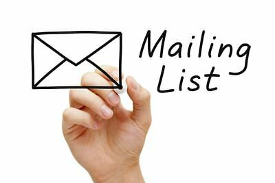 New 113 Million UK /& USA Emails list  300,000 EBooks PLR Collection with MRR