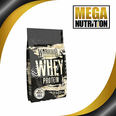 Warrior Whey Protein Powder 1KG   Lean Muscle Building & Recovery