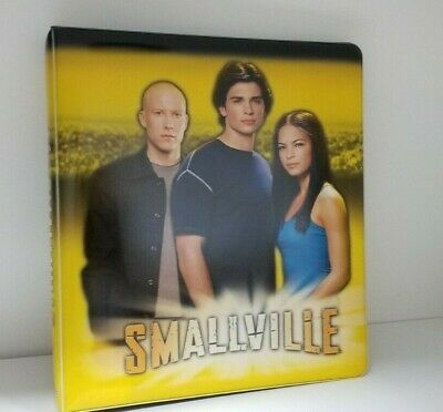 Smallville Season 3 Trading Card Binder Album