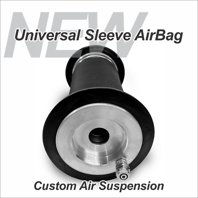 NEW (2) Tappered Universal Sleeve Air Bag for Air Suspension Strut BEST PRICE