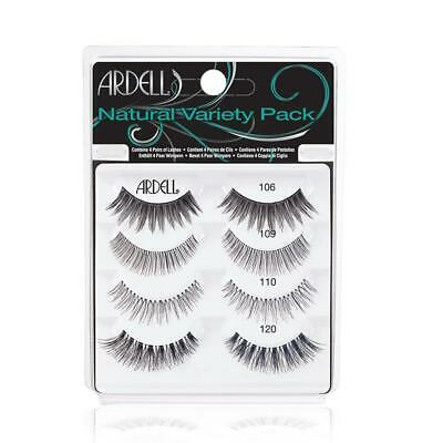 """Ardell""""Best of"""" Natural Variety Pack of False Eyelashes, 4 Pairs"""