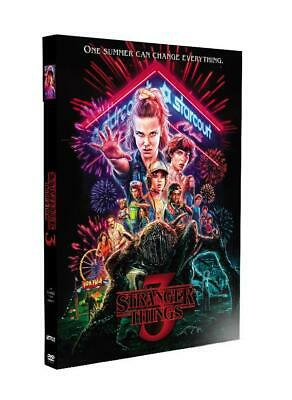 Stranger Things Season 3 DVD Complete 3rd Series Box Set Brand New Limited Stock