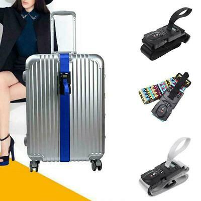 Luggage Strap With Electronic Scale And Lock Super New X6T6
