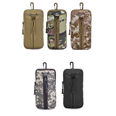 c5ce2214a6e9 TACTICAL MOLLE HYDRATION Pouch Bag Multicam Climbing Hiking for ...
