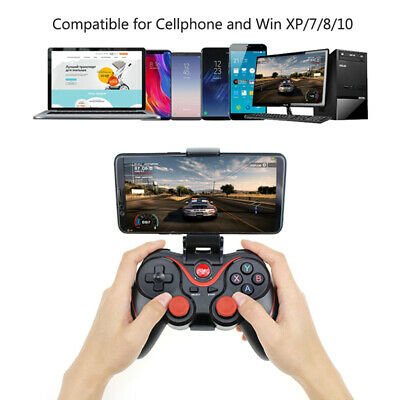 Remote Wireless Bluetooth Game Controller Gamepad Joystick For Android IOS PC MC
