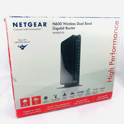 NETGEAR N600 DD-WRT Gigabit Wireless N Router or Extender
