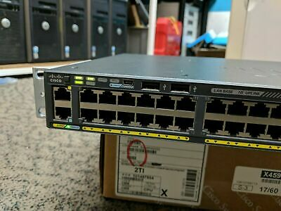 CISCO WS-C2960X-48TS-LL CATALYST network switch Managed L2