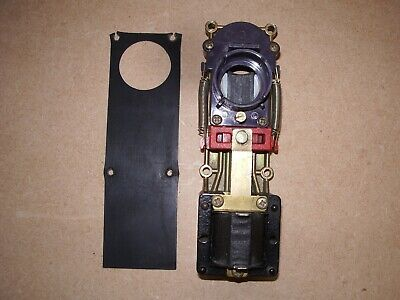 vintage OLD POUND Fruit machine Solenoid, £1 coin, tested working