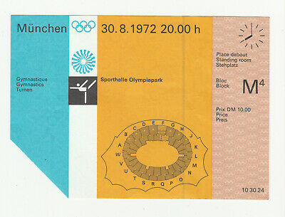 TICKET Olympia London 30.7.2012 Schwimmen Swimming A74
