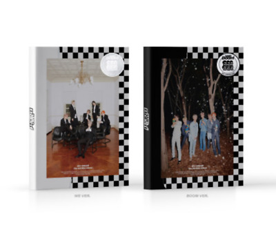 "K-POP NCT DREAM Mini ALBUM ""WE BOOM"" [ 1 Photobook + 1 CD] We Ver"