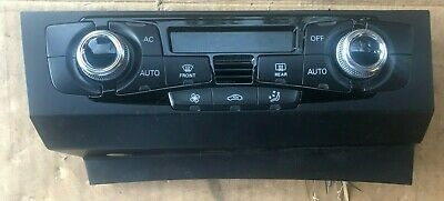 Audi A4 B8 Climate Control Heaters Switch Pack (Hc61)