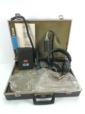 SALE Ultrasonic Corona and Leak Detector Kit BIDDLE INSTRUMENTS  # 569001 (NOS)