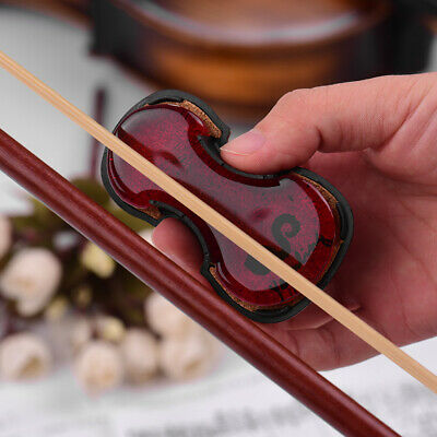 High-Grade Rosin For Bows Low Dust For Violin Viola Cello Erhu With Case L2T0