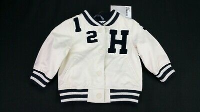 Baby GIRLS Clothes NEXT Baseball/Bomber Style Jacket Coat 3-6 Months NWT RRP £25