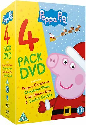Peppa Pig: The Christmas Collection (Box Set) [DVD]