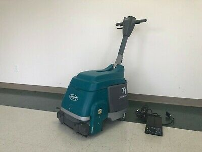 Refurbished Tennant T1 Battery Floor Scrubber Has Only 96.1 Hours of Use