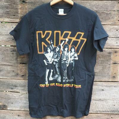 KISS End of The Road World Tour 2019 Concert T-Shirt