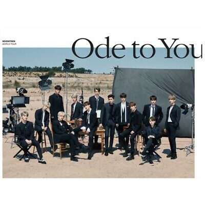 [Pre-Order] SEVENTEEN ODE TO YOU Goods Official MD Official Goods + Free Ship