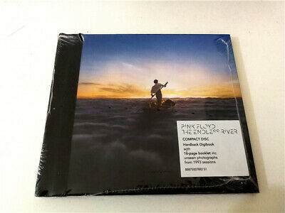 Pink Floyd – The Endless River  Columbia – 88875007882 US CD Sealed