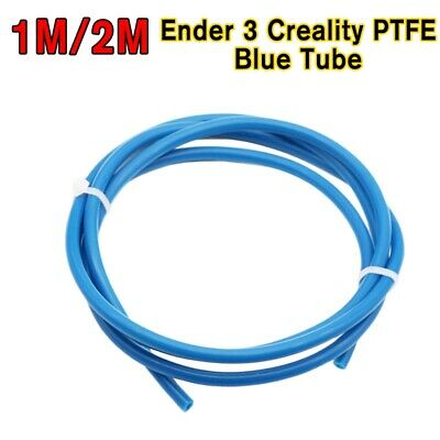 1M/2M For 1.75mm Filament Ender3 Capricorn Ender 3 Creality PTFE Blue Tube