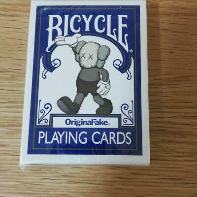KAWS Original Fake Novelty Playing Cards Hobby Game Brand Collectibles Rare