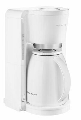 Rowenta CT380110 Cafetière Filtre Adagio Isotherme 8-12 Tasses Verseuse An ...