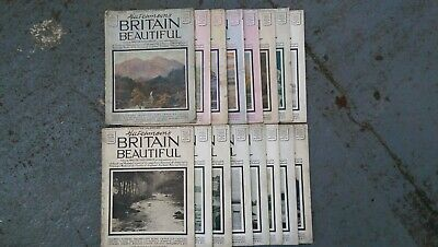 Hitchinson's Beautiful Britain: complete 16 parts
