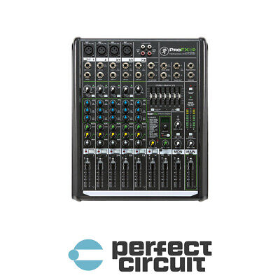 Mackie ProFX8v2 8-Channel + Effects Pro Audio MIXER - NEW - PERFECT CIRCUIT