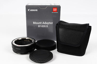 Canon Mount Adapter EF-EOS R Mirrorless
