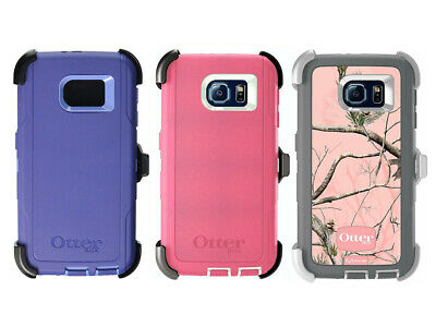 New OEM OtterBox Defender Series Case For Samsung Galaxy S6