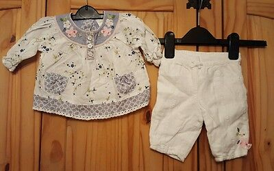 girls next outfit age 0-3 months