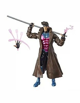 Marvel Hasbro Legends Series 6-inch Collectible Action Figure Gambit Toy