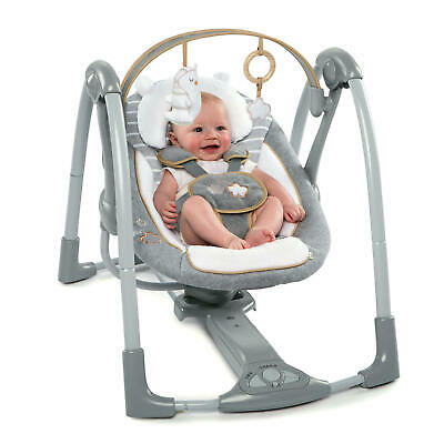 Ingenuity: Boutique Collection Swing 'n Go Portable Swing