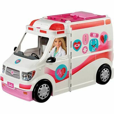 Barbie: Care Clinic - Vehicle & Playset